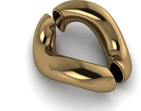 3D printable model Coarse chain light tuba