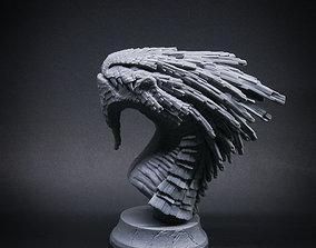 3D print model dlp CRYSTAL DRAGON