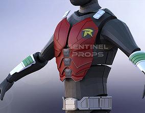3D print model Titans Robin Jason Todd Armor