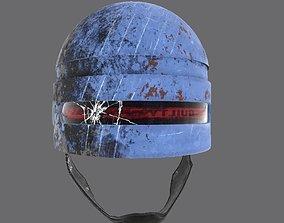 3D model Robocop Helmet