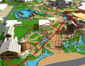 Amusement Park 3D