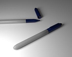 3D model Blue Marker