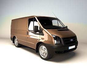 3D model Van Transit