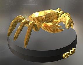 Parametric Crab 3D asset