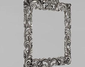 Frame for the mirror 3D print model