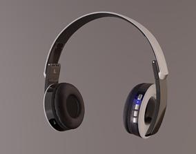 Headphones HARPER HB-400 3D model
