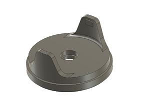 3D printable model Beyblade Burst Spinner