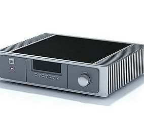 3D model Appliance Radio Home Theater System