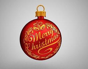 3D print model Christmas Ball