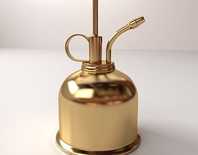 3D Brass Mist Sprayer