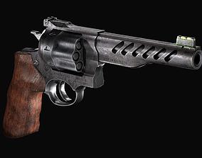 3D model GP100 Revolver