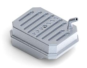 3D printable model Car Fuel Tank