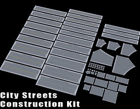 City Streets Construction Kit 3D