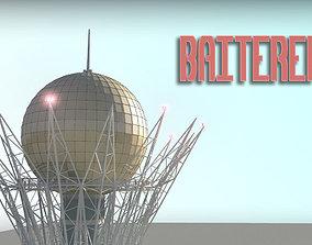 3D model Bayterek Baiterek Astana Kazakhstan