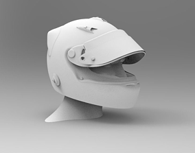 2015 FORMULA 1 BELL HELMET 3D print model