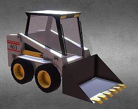 picker 3D model The Bobcat 463