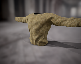 Sweatshirt 3 3D asset