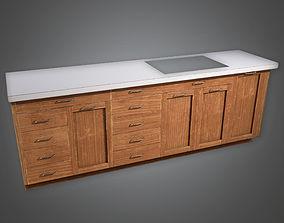 realtime Cabinet Set HVM - PBR Game Ready 3D
