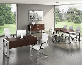 office interior vray 3D