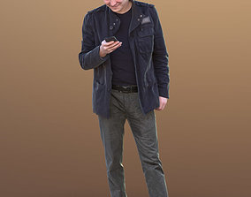 3D asset Andy 10460 - Standing Casual Guy