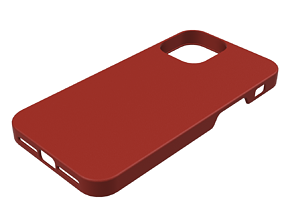iPhone 12 Mini Case cellular 3D print model