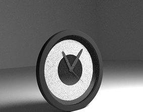 Clock 3D printable model