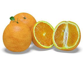 3D model Oranges