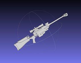 Sword Art Online Sinon Hecate II Rifle Basic Model
