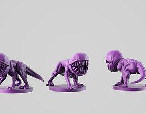 3D printable model Swamp inn