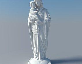 Mother of God 3D printable model