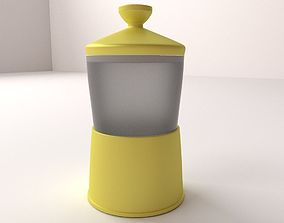 Half Boiled Egg Maker 3D