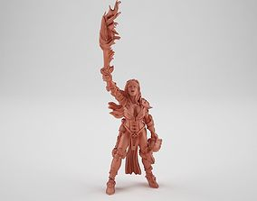 miniature 3D print model Sunna