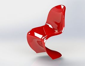 3D print model Panton Chair