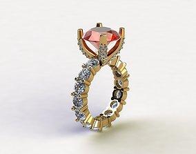 Big model ring for women R33