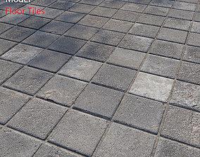 Floor Tiles 3D asset