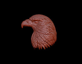3D print model Head of the Eagle