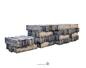 3D model fbs blocks