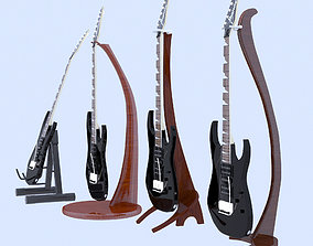 3D model Guitar Stand Pack