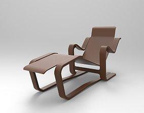 printing armchair 3D print model