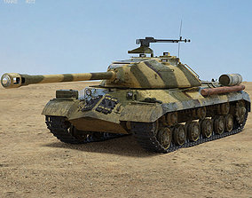 The IS-3 3D model