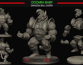 Oozaru - BABY - Dragonball Fighter 3D print model