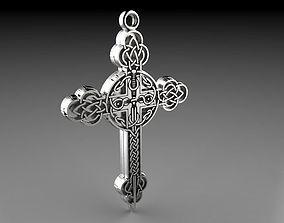 3D printable model Celtic cross