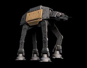 3D model Star Wars AT-ACT Walker
