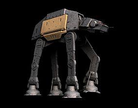Star Wars AT-ACT Walker 3D model