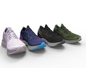 model 3D Nike React