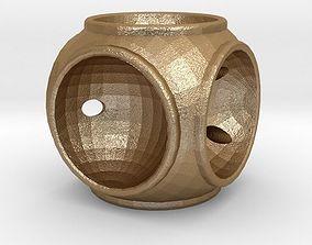 3D print model luck art Dice