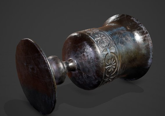 Fantasy goblet