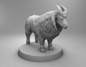 3D printable model Wild sheep