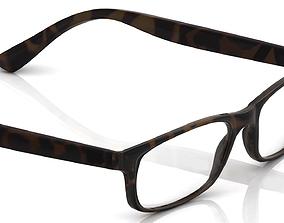 Eyeglasses for Men and Women eyewear 3D printable model