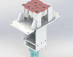 3D model stack machine